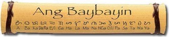 Ang Baybayin (ni Paul Morrow)