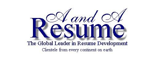 resume: a global leader in resume development