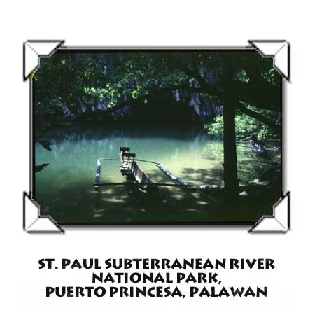 St. Paul Subterranean River National Park